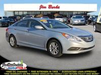 Value Priced Below Market This 2014 Hyundai Sonata GLS