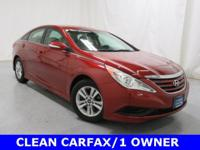 New Price! CARFAX One-Owner. Clean CARFAX. Still under