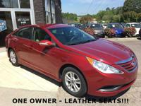 -2014 HYUNDAI SONATA GLS - ONE OWNER - NO ACCIDENTS -
