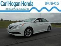 Priced below Market!* This 2014 Hyundai Sonata 4d Sedan