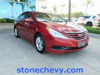 2014 Hyundai Sonata GLS 6-Speed Automatic with