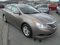 2014 HYUNDAI SONATA GLS, HEATED SEATS, POWERSEAT,
