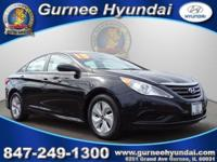 Priced below KBB Fair Purchase Price! 2014 Hyundai