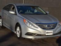 This 2014 Hyundai Sonata 4dr 4dr Sedan 2.4L Automatic