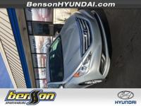 HYUNDAI CERTIFIED, ONE OWNER, NON-SMOKER, LOCAL TRADE,