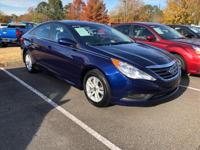 Options:  2014 Hyundai Sonata Gls|Gls 4Dr Sedan|2.4L|4