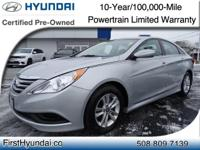HYUNDAI CERTIFIED -ONLY 19K  ALL SERVICED - One Owner