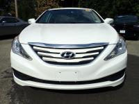 Step into the 2014 Hyundai Sonata! It offers great fuel