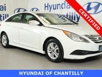 HYUNDAI CERTIFIED, REMAINDER OF FACTORY WARRANTY, CLEAN