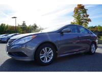 Options:  2014 Hyundai Sonata Gls|**One Owner** And New