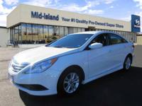This 2014 Hyundai Sonata GLS is Priced Below The