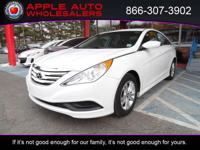Options:  2014 Hyundai Sonata Gls|Am/Fm|Cd