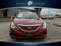 CARFAX 1-Owner, GREAT MILES 25,296! Venetian Red