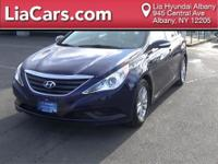 2014 Hyundai Sonata GLS, !!!ONE OWNER-CLEAN CAR FAX!!!,