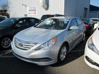 This outstanding example of a 2014 Hyundai Sonata GLS
