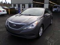 35/24 Highway/City MPG  Hyundai 2014 GLS Gray  Options: