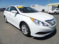 Look at this 2014 Hyundai Sonata GLS. It has a