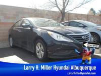 Introducing the 2014 Hyundai Sonata! Generously