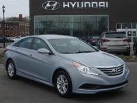 2014 Hyundai Sonata GLS with a perfect Experian