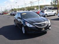 Check out this gently-used 2014 Hyundai Sonata we