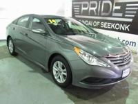 HYUNDAI CERTIFIED - JUST 25K MILES - One owner Sonata