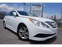 2014  Hyundai Sonata GLS EXCLUSIVE LIFETIME WARRANTY!!,
