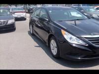 Get ready to go for a ride in this 2014 Hyundai Sonata