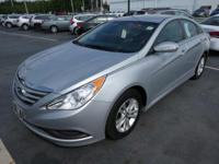 Check out this 2014 Hyundai Sonata GLS. Its Automatic