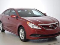 Recent Arrival! Hyundai Sonata GLS FWD !!!This 2014