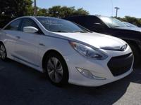 No accidents Clean Carfax, Sonata Hybrid Limited, 2.4L