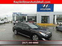 FUEL EFFICIENT 40 MPG Hwy/36 MPG City! Sonata Hybrid