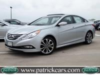 Patrick Hyundai Of Palatine proudly presents this 2014
