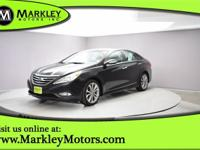 Our 2014 Hyundai Sonata Limited 2.0T is luxurious and