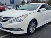 This  2014 Hyundai Sonata doesn't compromise function