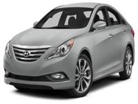 Options:  2014 Hyundai Sonata Limited 2.0T|Miles: