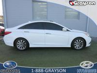 JUST REPRICED FROM $19,988. CARFAX 1-Owner, Hyundai