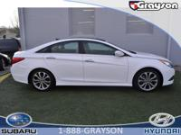 CARFAX 1-Owner, Hyundai Certified, GREAT MILES 12,819!