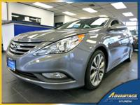 This low mileage, 1-Owner Hyundai Sonata Limited has