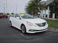 2014 Certified Pre Owned Hyundai Sonata Limited 2.0 T,