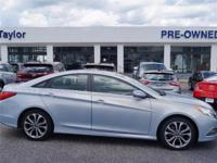 CarFax One Owner! This Hyundai Sonata is CERTIFIED! Low