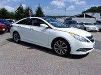 Hard to Find Turbocharged Sonata Limited, only at Route