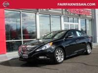 2014 SONATA LIMITED ** ONE OWNER ** CARFAX CERTIFIED NO