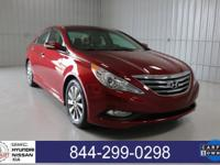 2014 Hyundai Sonata FWD 6-Speed Automatic with