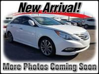 This 2014 Hyundai Sonata Limited is proudly offered by