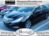 One-Owner No accident history on Carfax. Hyundai