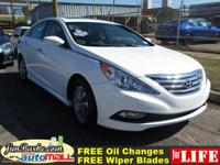 -CARFAX 1-Owner *LOW MILES* This 2014 Hyundai Sonata