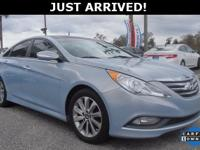 Just Reduced! This Sonata features: Leather.  Clean