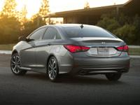 ** 2014 Hyundai Sonata in Harbor Gray Metallic AURORA