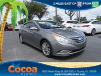 This 2014 Hyundai Sonata Limited in features: Recent