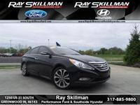 Hyundai Certified, LOW MILES - 41,193! SE trim. FUEL